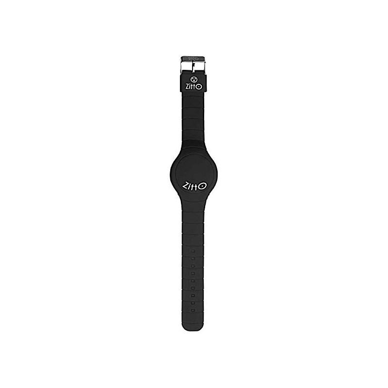 De Reloj Unisex De Unisex Reloj Silicona Zitto wOnk80PX